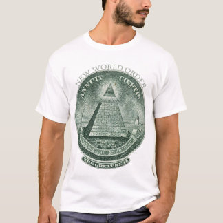 The New World Order Annuit Coeptis T-Shirt