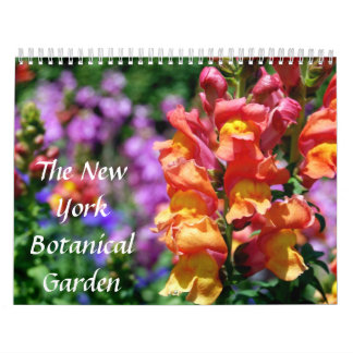 The New York Botanical Garden Calendars