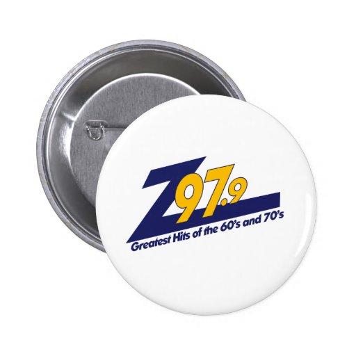 The New Z979 Logo Pin