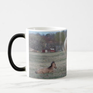 The Newcomer Magic Mug