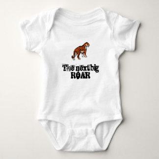 The next big ROAR Baby Bodysuit