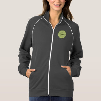 The NextGen Genealogy Network Fleece Track Jacket