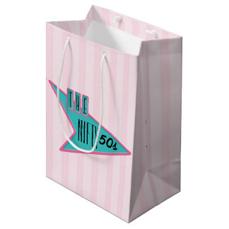 The Nifty 50s Medium Gift Bag