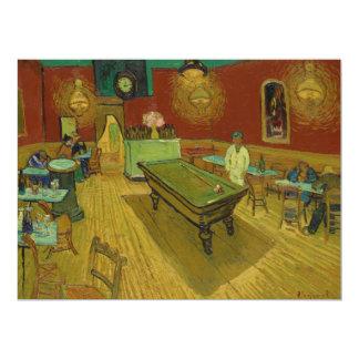 The Night Café by Vincent van Gogh (1888) Card