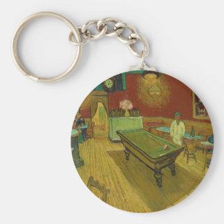 The Night Café by Vincent van Gogh (1888) Key Ring