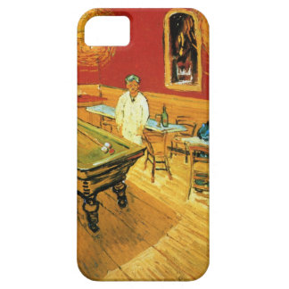 The Night Cafe by Vincent Van Gogh iPhone 5 Covers