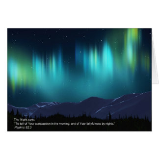 The Night Card