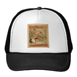 The Night Clerk Vintage Theater Trucker Hats