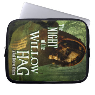 The Night of the Willow Hag laptop sleeve 10""