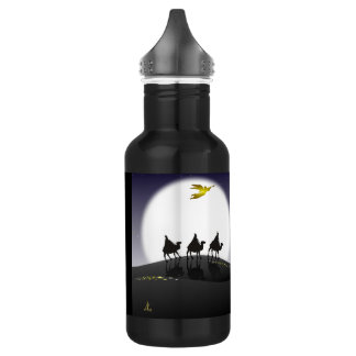 The Night Saint and the Three Magic Kings 532 Ml Water Bottle