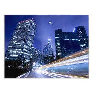 The night view Kodak Photo Paper (Satin)