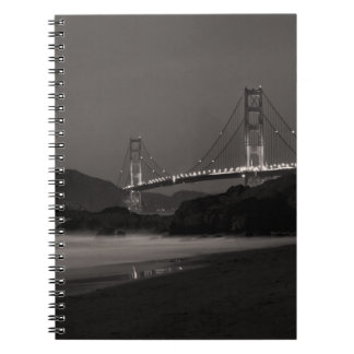 The Night Watch at Golden Gate Notebook
