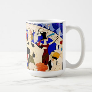 The Nightclub 1921 Coffee Mug