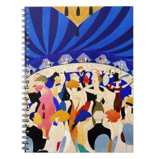 The Nightclub 1921 Notebook