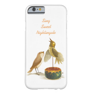 The Nightingale Barely There iPhone 6 Case