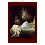 The Nightmare  by Henry Fuseli, 1781