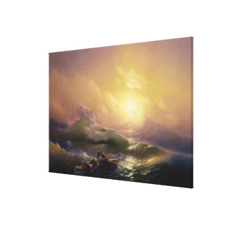 The Ninth Wave Canvas Print