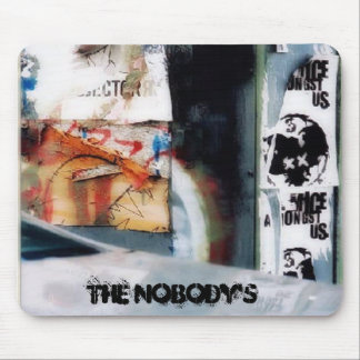 The Nobody's Mouse Pad