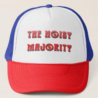 The Noisy Majority - Hat