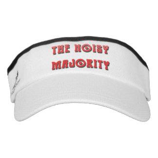 The Noisy Majority Hat2 Visor