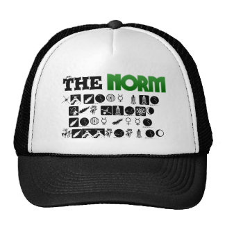 The Norm Space Trucker Cap