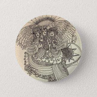 The Norns 6 Cm Round Badge