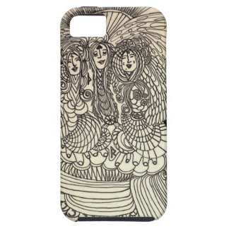The Norns iPhone 5 Covers