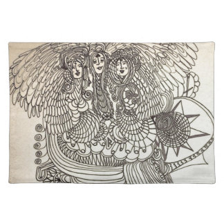 The Norns Placemat