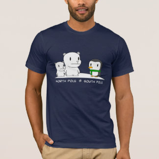 The North and South Pole T-Shirt