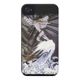 The North Wind iphone 4C case