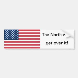 The north won sticker