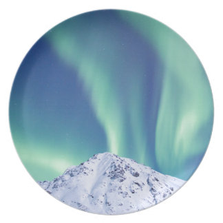 The Northern Lights Plate
