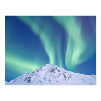The Northern Lights Postcard