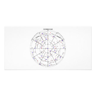 The Northern Star Chart of Navigational Astronomy Photo Cards