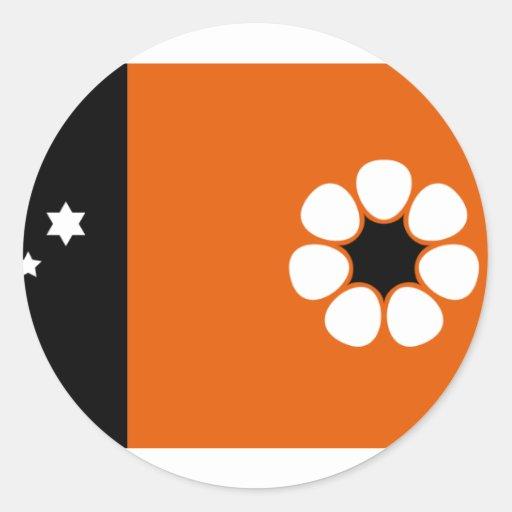 the Northern Territory, Australia Stickers