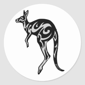 THE NORTHERN TERRITORY CLASSIC ROUND STICKER