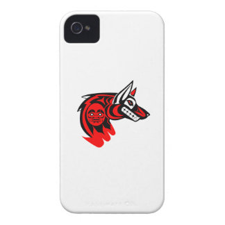 THE NORTHWESTERN PROTECTOR iPhone 4 Case-Mate CASE