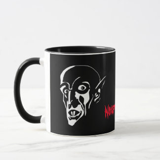 The Nosferatu Vampire Mug