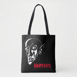 The Nosferatu Vampire Tote Bag