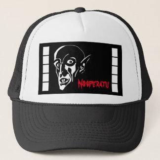 The Nosferatu Vampire Trucker Hat