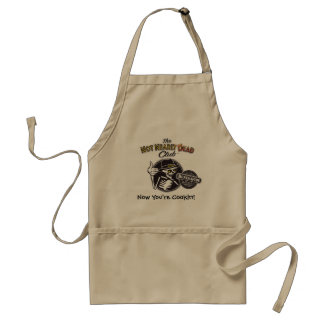 """The """"Now You're Cookin'"""" Standard Apron"""