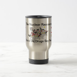 The Nuclear Raccoons Mug