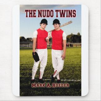 The Nudo Twins Mousepad