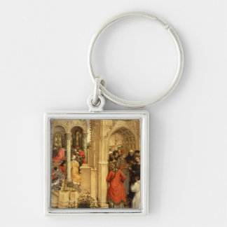 The Nuptials of the Virgin Key Chains
