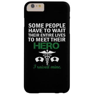 THE NURSE'S DAD BARELY THERE iPhone 6 PLUS CASE