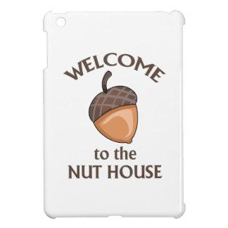 THE NUT HOUSE iPad MINI COVERS