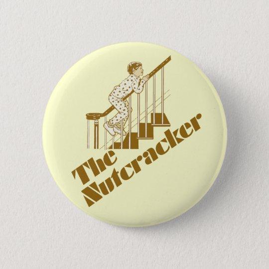 The Nutcracker 6 Cm Round Badge