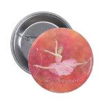 The Nutcracker Ballet Button