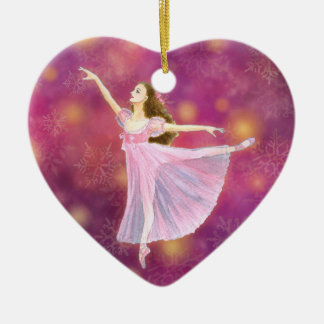Ballet christmas tree decorations ornaments for Ballet shoes christmas decoration
