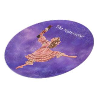 The Nutcracker Ballet Keepsake Plate
